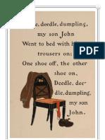 Deedle Dumpling My Son John