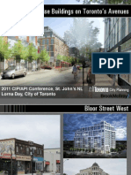 TCS32 - Mid-Rise Buildings on Toronto's Mixed Use Avenues - Responding to the Public (1)