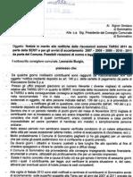 Interrogazione del Cons. Burgio e risposta AC - Avvisi di Accertamento TARSU- Comune di Sommatino