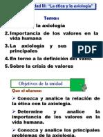 1u3etica y Axiologia
