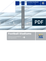 FIFA Footbal Stadiums Technical Recommendations and Requirements