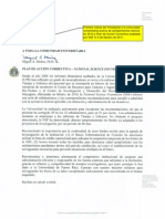 Carta Del Presidente - 27 de Abril, 2012