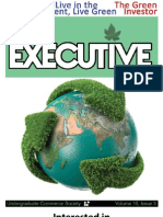The Executive- Issue 3
