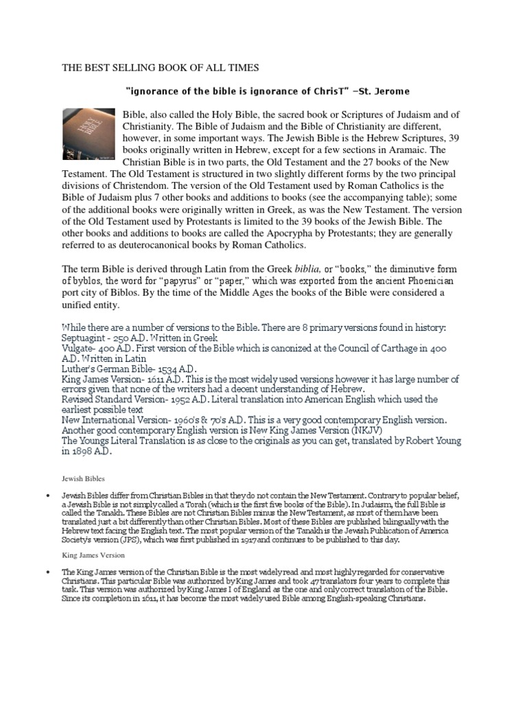 Bible   Nevi'im   Old Testament