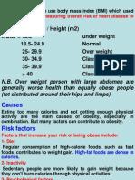 Presentation Obesity