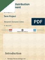 SDM Project_Group 5