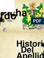 Pichardo Family Tree