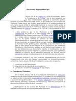 Documento  Régimen Municipal