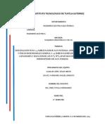 Investigacion 2.3 y 2.4 Subestaciones de Potencia Industriales