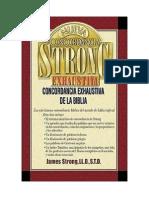 Dicionario Biblico Strong Hebraicoaramaicogrego James Strong