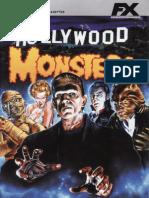 Hollywood Monsters Manual Esp