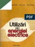 Utilizari Ale Energiei Electrice