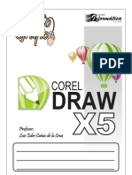 Manual de Corel Draw x5