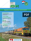 BOX Magazine 01 of 2013 in Dutch