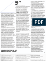 Aldo Rossi -Arquitectura y Racionalismo