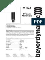m422 mic