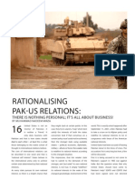 Rationalising Pak US Relations