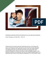 "Dzongsar Jamyang Khyentse Rinpoche on ""LOVE AND RELATIONSHIPS"" (Singapore 2012)"