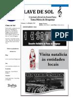 Jornal RaussTuna Dezembro 2012