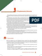 8- El Suplemento Literario