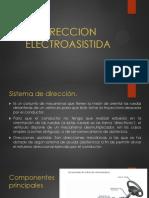 DIRECCIÓN ELECTROASISTIDA