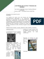 Lab. 3 de Microbiologia
