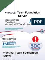 Practical Team Foundation Server
