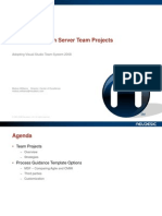 Team Foundation Server Projects