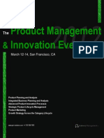 The2012ProductManagement&InnovationEvent