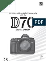 manual for nikon d70s exposure photography camera rh scribd com nikon d70s user manual pdf nikon d70 service manual pdf