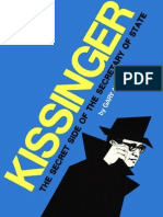 Kissinger;The Secret Side