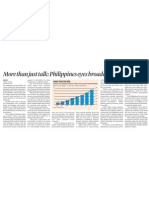 Philippines Eyes Broader Outsourcing Role Business Standard (India) March 20, 2012