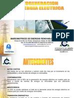 Energia Mareomotriz Piezoelectrica 2011 Renta