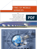 Marketing of Mobile Services2 (2)