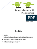 Android Programming Concept Bl