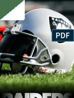 2012 Oakland Raiders Media Guide (292p)