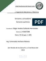 Sensores quimicos