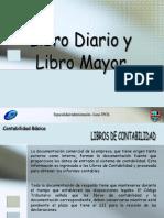 Libro Diario y Mayor