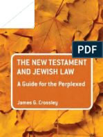 New Testament and Jewish Law