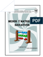 Los Medios y Materiales Educativos