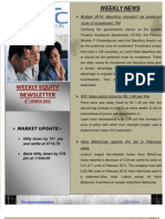 Weekly-equity-report by EPIC RESEARCH 04 March 2013