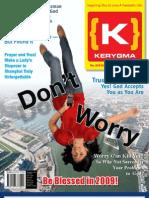 Kerygma Magazine January 2009