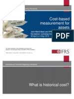 3. Cost Based Measures Assets