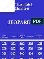 I.T. Essentials Chapter 6 Jeopardy game
