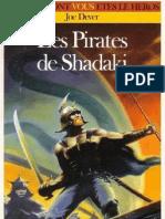 Loup Solitaire 22 - Les Pirates de Shadaki