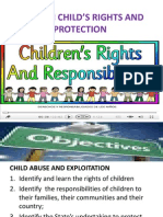 Laws on Children Rights and Protection