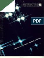 Sterner Lighting Overview Brochure 1981