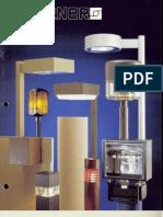 Sterner Lighting Overview Brochure 1984