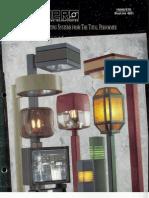 Sterner Lighting Overview Brochure 1995