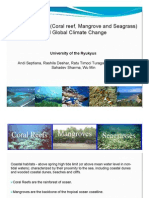 Coastal Habitats and Global Climate Change